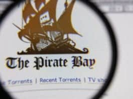 The Pirate Bay Is Down, But Tor Domain Is Working
