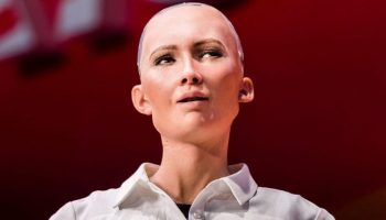 Sophia the Citizen Robot Is Learning to Walk