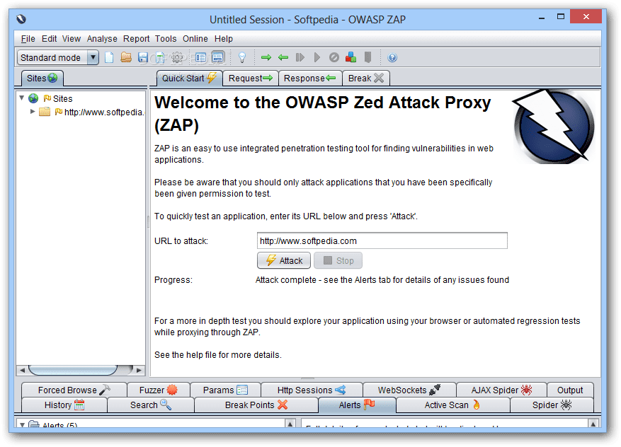 Best Hacking Tools for Windows, Linux and OS X - OWASP Zed