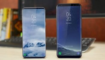 New renders of Samsung's Galaxy S9 and Galaxy S9+ leaked