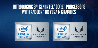 Intel Introduces Its New 8th-Gen Core Processor with Radeon RX Vega M Graphics