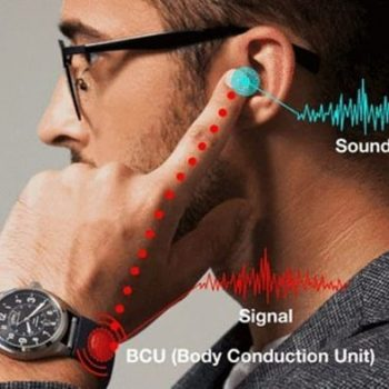 The Sgnl wristband would let Humans receive phone calls through hands