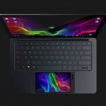 Razer Project Linda docks your Razer Phone, transforming your smartphone into a workable notebook