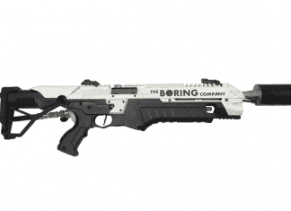"""Elon Musk's """"Boring Company"""" Flamethrower For $600 Is Real"""