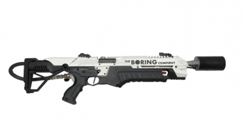 "Elon Musk's ""Boring Company"" Flamethrower For $600 Is Real"