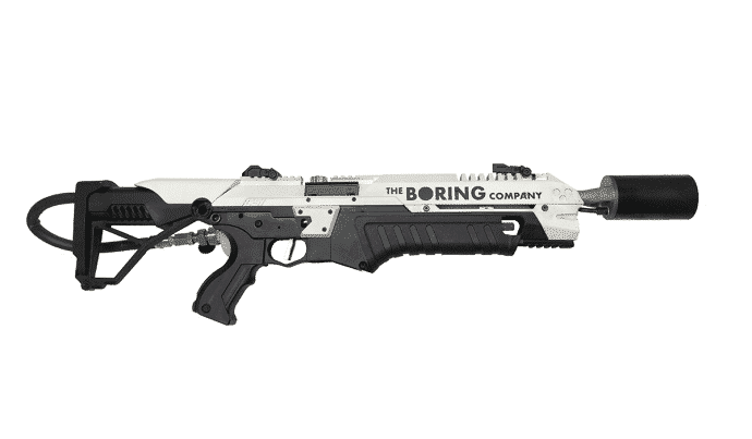 Elon Musk Releases The Boring Company Flamethrower He Promised