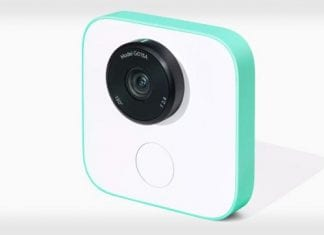Google's AI-powered Clips camera is now on sale