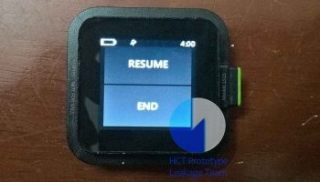 Leaked images of Microsoft's cancelled 'Xbox Watch' surface online