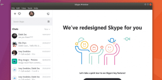 Skype now available as a snap app for Linux users