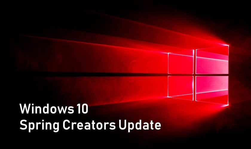 Windows 10's next version 'Redstone 4' might be called 'Spring Creators Update'