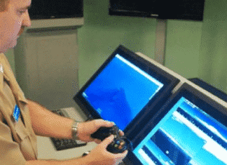 "New U.S. Navy Submarine ""USS Colorado"" Has An Xbox Controller"