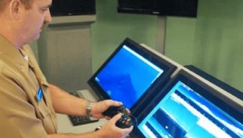"""New U.S. Navy Submarine """"USS Colorado"""" Has An Xbox Controller"""