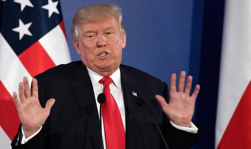U.S. President Donald Trump blocks Broadcom takeover of Qualcomm