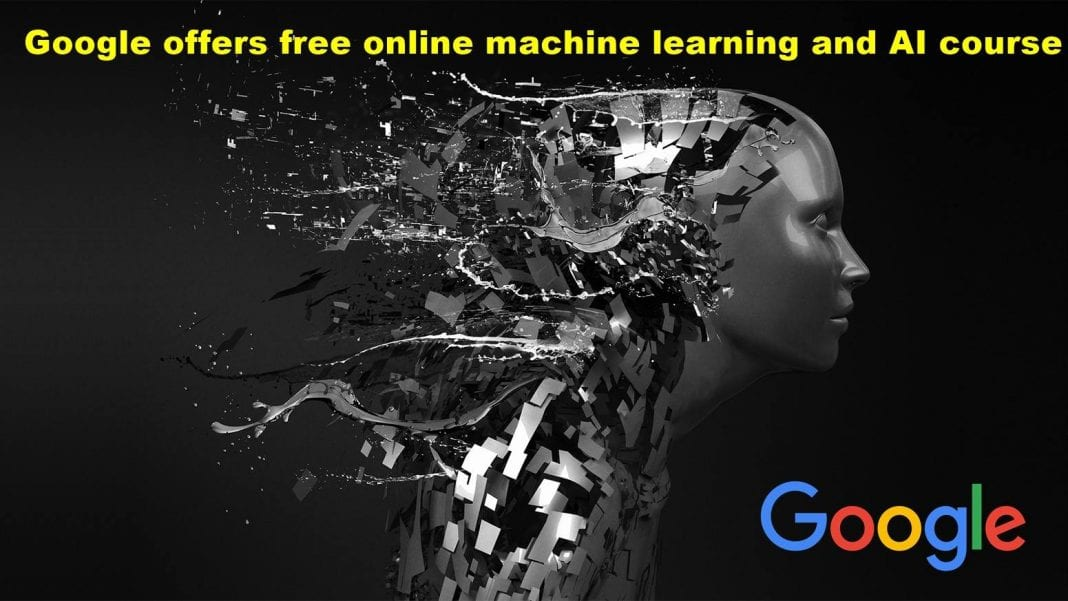 """Learn with Google AI"" website offers free machine learning education for all"