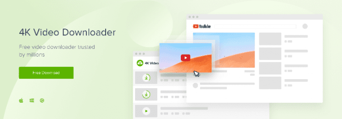 Introducing 4K Video Downloader, an ultimate YouTube downloading program
