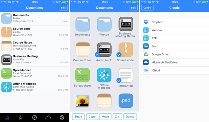 The Best File Manager App for iOS devices » TechWorm