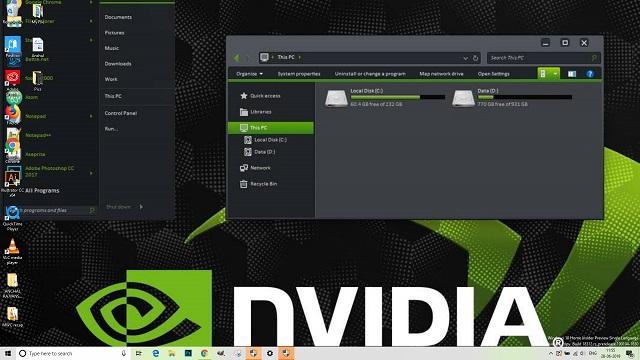 Nvidia-control-panel