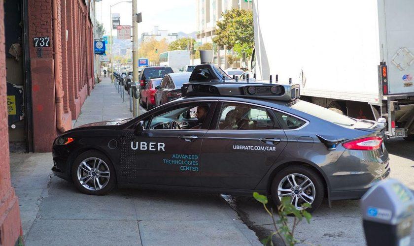 Self-driving Uber Car Kills Arizona Woman