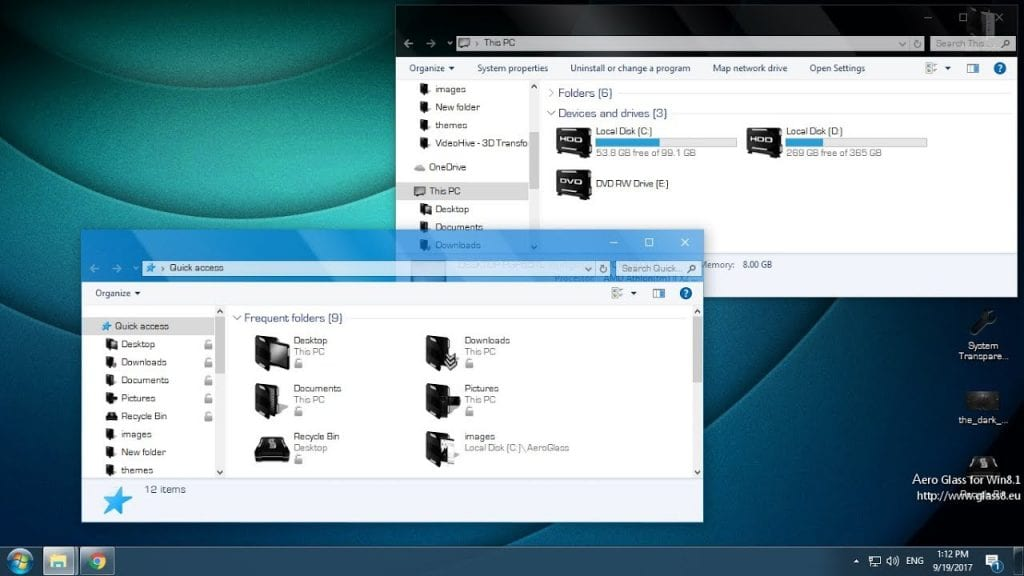 10 Best Windows Themes/Skins To Improve Your Windows 10 Look - Tech