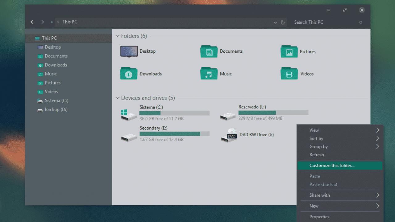 Start stylish menu for windows 7