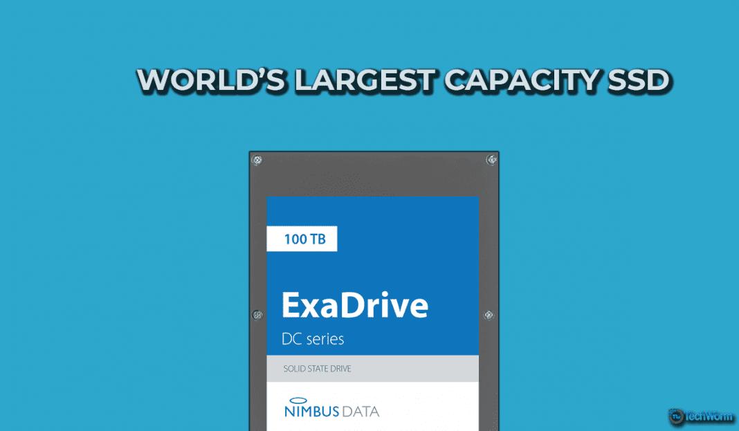 exadrive_nimbusdata_100TB_largest SSD