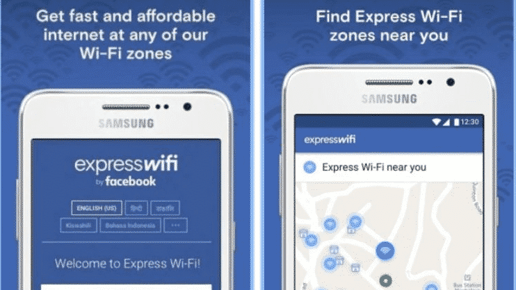 Facebook launches Express Wi-Fi Android app to get more people online