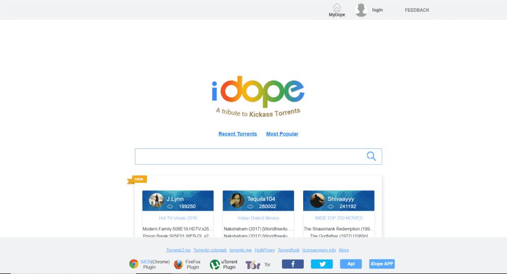 Best Pirate Bay Alternatives- Working Torrent Sites When TPB