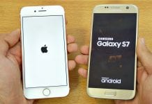 Samsung's Galaxy S9 loses to Apple iPhone 7 in speed test