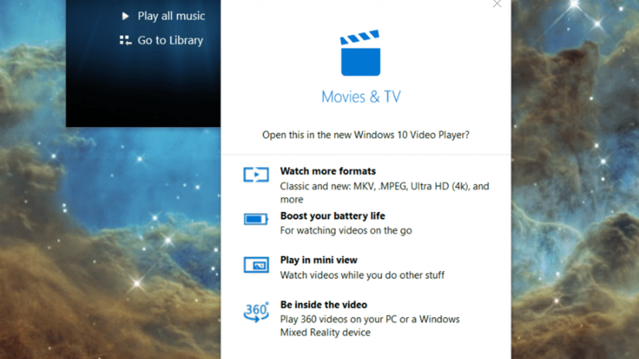 Microsoft looking to replace Windows Media Player with
