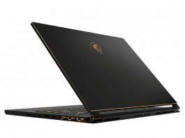 MSI GS65 Stealth Thin Gaming Laptop Comes With Intel's 8th-generation CPU, 144Hz display