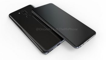 LG G7 leaked renders show off iPhone-like notch, dual rear cameras
