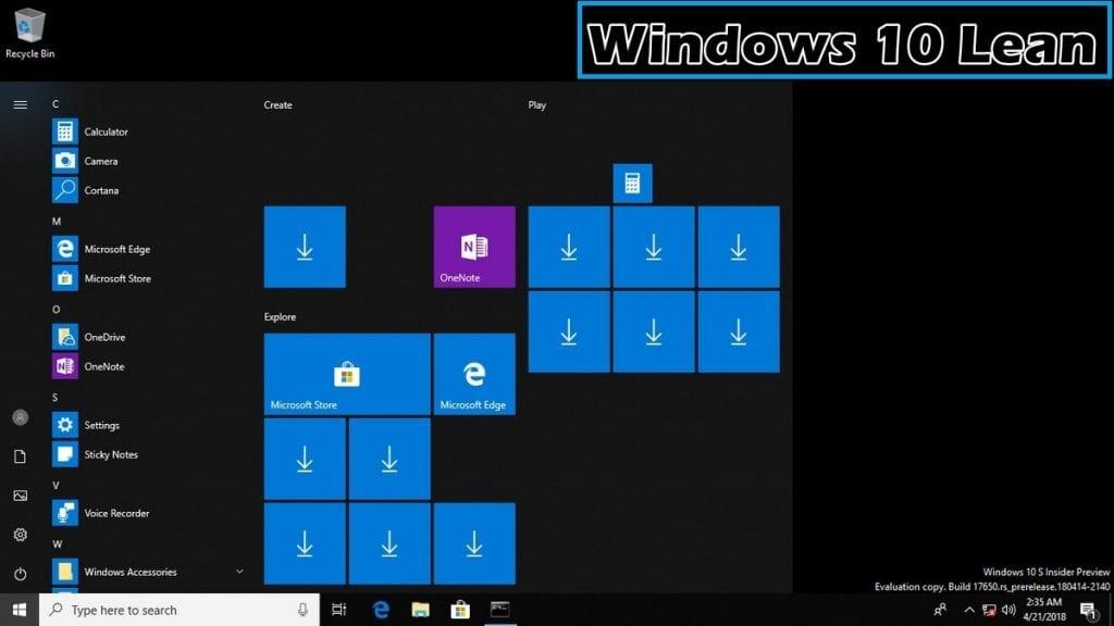 windows slimmer alternative