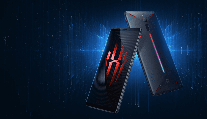 Nubia's Red Magic gaming smartphone comes with RGB lighting