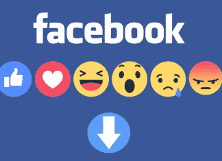 Facebook's downvote button is rolling out to more users