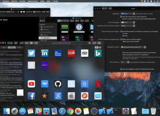 Is Apple working on a dark theme for the upcoming macOS 10.14?