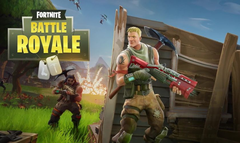 Fortnite Battle Royale on android