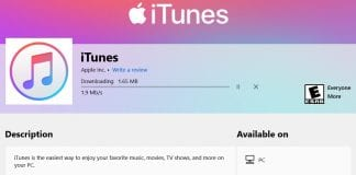 Apple iTunes for Windows 10 is now available for download from Microsoft Store