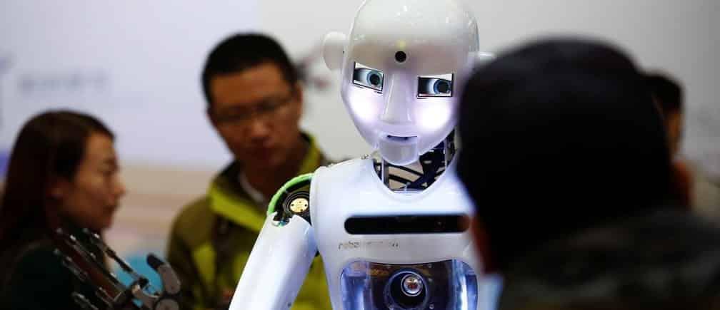 Tesla CEO Elon Musk replaces robots with humans at Tesla factory