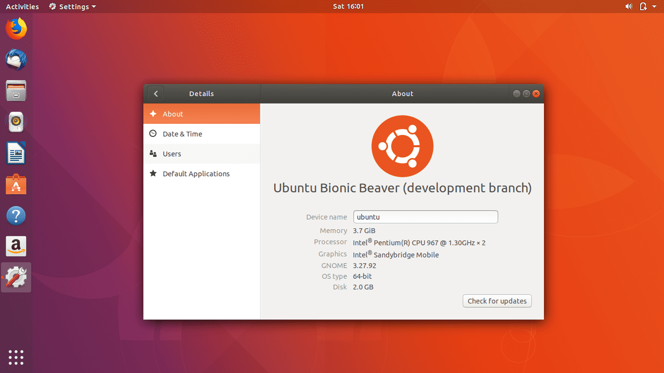 235bad835e3 Ubuntu 18.04 LTS – Bionic Beaver Is Now Available For Download