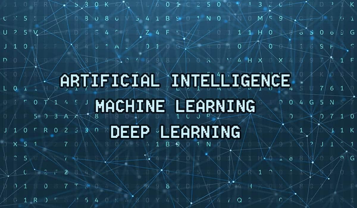 AI Machine Learning Deep Learning