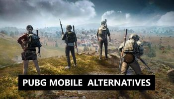 PUBG mobile alternatives