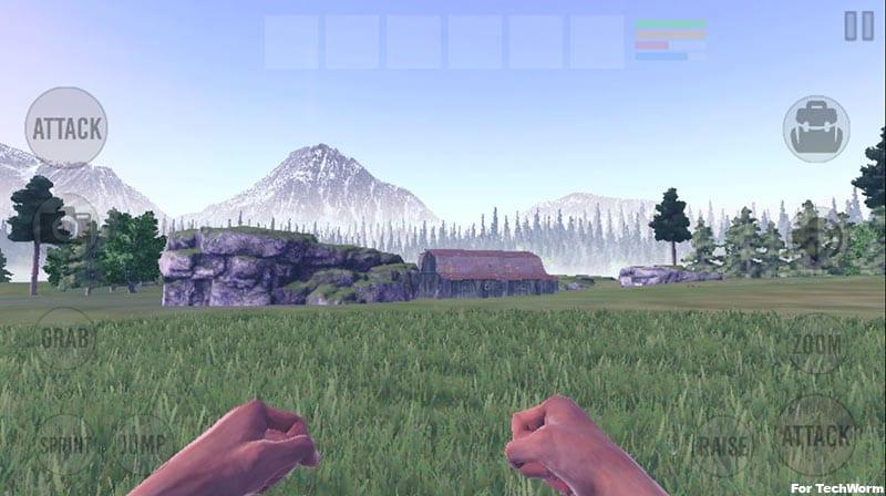 Vast Survival a game of Battle Royale genre