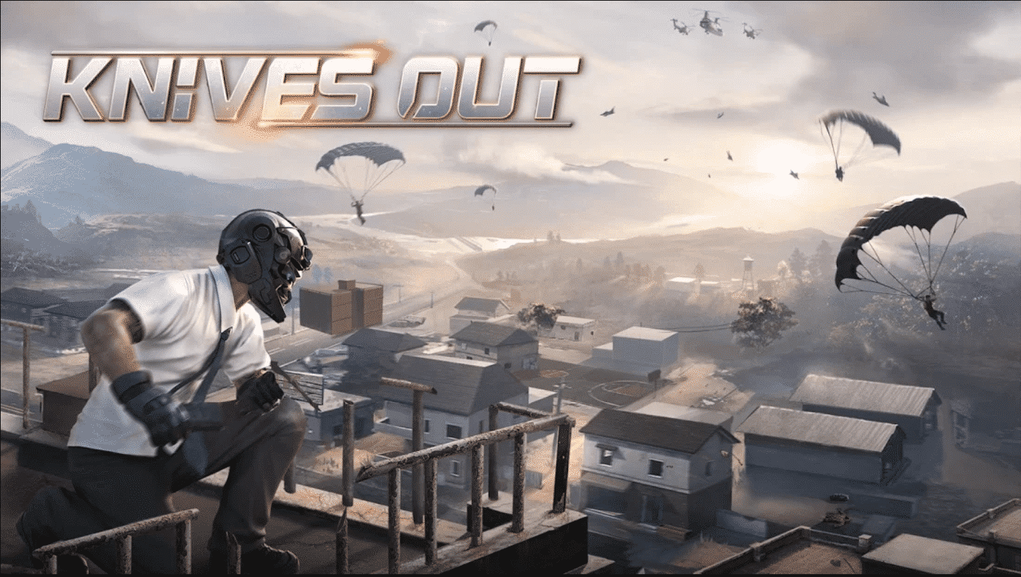 knives out- best pubg mobile alternative