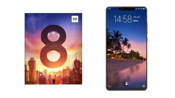 Xiaomi to launch Mi 8 on May 31, leaked Specs suggest iPhone X like features