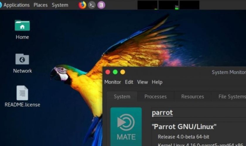 Parrot 4.0 Ethical Hacking Linux Distro Released