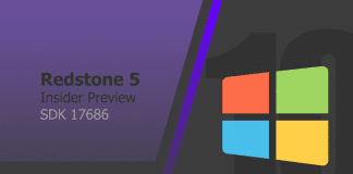 Microsoft releases Windows 10 SDK Preview Build 17686