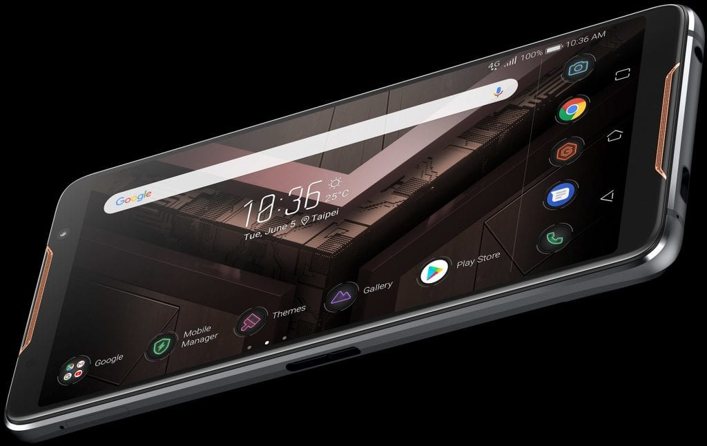 ASUS ROG gaming smartphone announced with a 90Hz screen