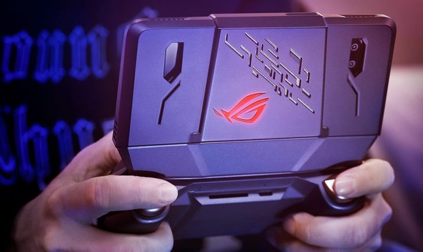 ASUS ROG gaming Phone unleashed with 90Hz Display, 512 GB, 3D Vapor-Chamber Cooling
