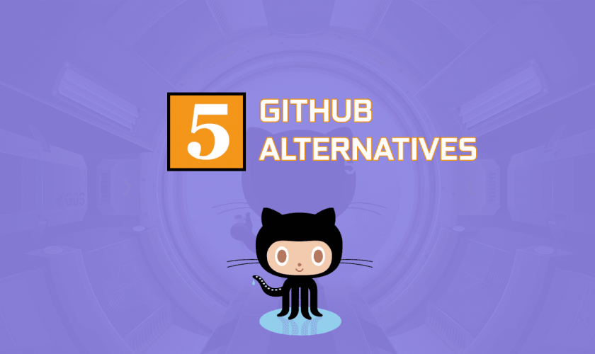 5 best github alternatives
