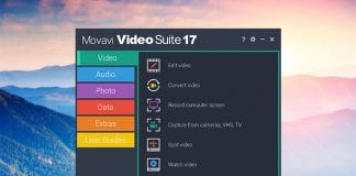 Movavi Video Suite: Everything Necessary to Easily Create Amazing Videos from Scratch